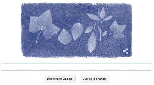 Google lui rend hommage en ce 216ème anniversaire à travers un Doodle