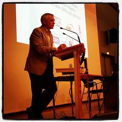 Jean Jouzel, parrain de l'ODS (photo de Knowtex sous licence CC BY, via Flikr)