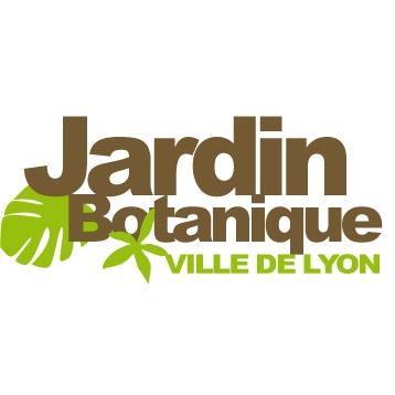 Jardin botanique de lyon for Logo jardin