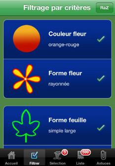 Wild Flora capture d'écran