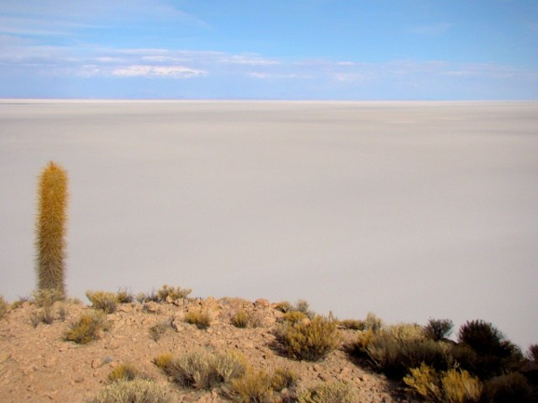 Photo 1 - Le Salar d'Uyuni, en Bolivie