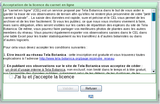 acc licence