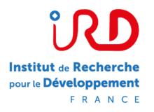 Logotype de l'IRD