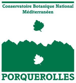 logotype CBN méditerranéen de Porquerolles