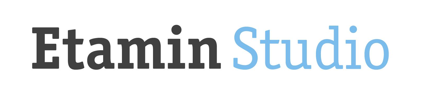 logotype Etamin Studio