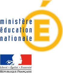 logotype Ministère de l'éducation nationale