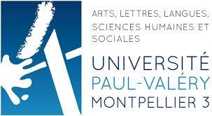 logotype Université Paul Valéry Montpellier 3