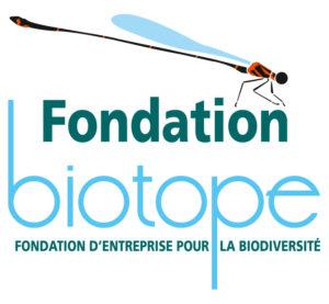 logotype Fondation Biotope