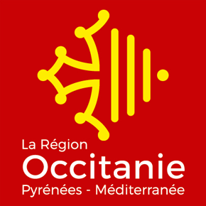 logotype Région Occitanie Pyrénées - Méditerranée