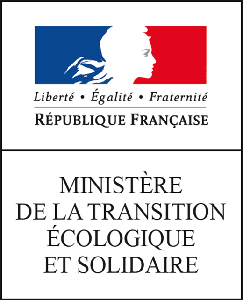 logotype Ministère de la Transition écologique et solidaire