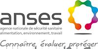 logotype Agence nationale de sécurité sanitaire de l'alimentation, de l'environnement et du travail