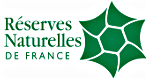 logotype Réserves naturelles de France