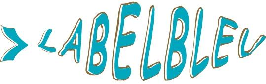logotype Label Bleu