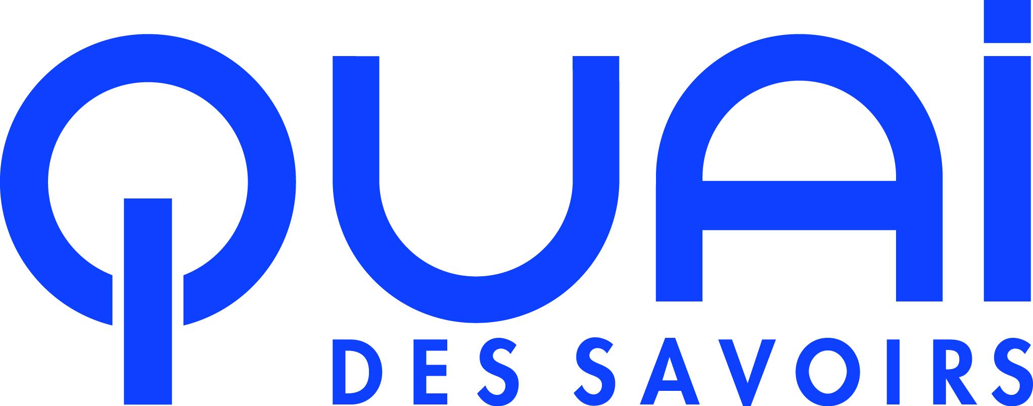 logotype Quai des savoirs
