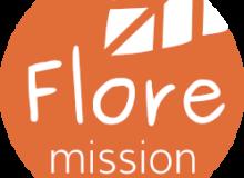 Logo Mission Flore