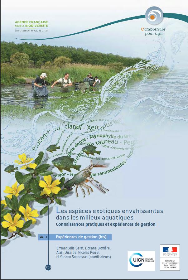 Les espèces exotiques envahissantes  dans les milieux aquatiques volume 3
