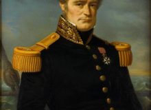 Contre-amiral Jules Dumont d'Urville par Jérôme Cartellier