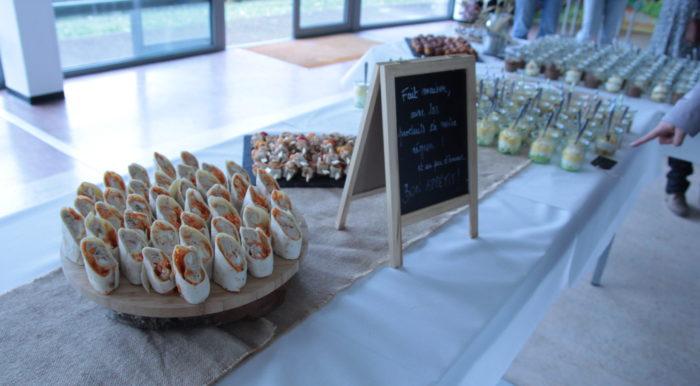 Journée floristic buffet