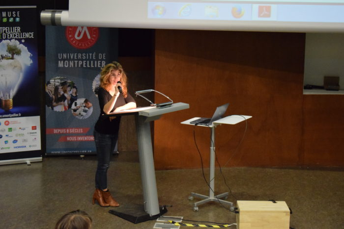 Intervention de Christel Vignau