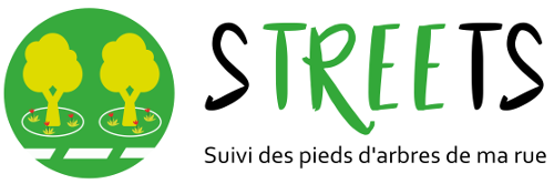 Logo du projet sTREEts