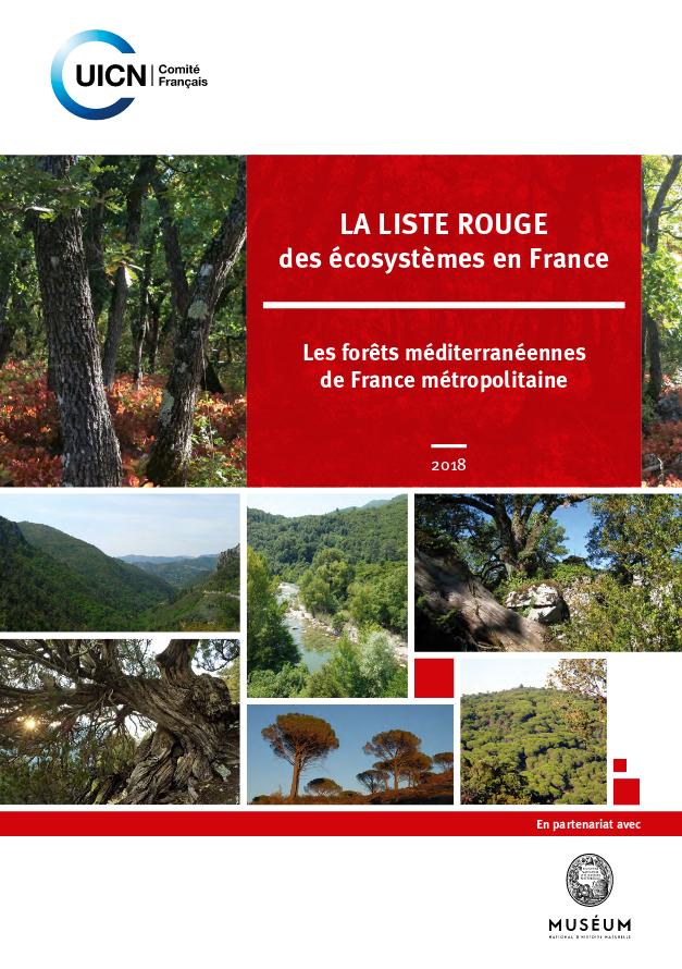 Rapport sur la vulnérabilité des forêts méditerranéennes de France métropolitaine