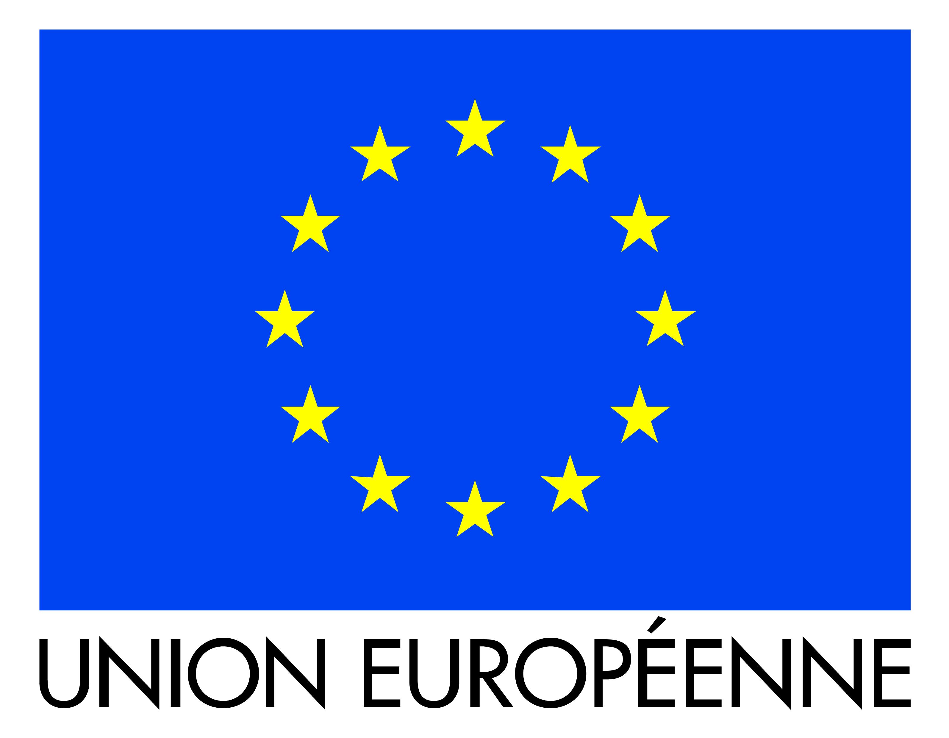 logotype Union européenne - FEDER Occitanie