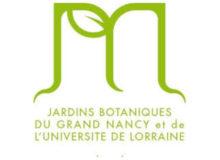logo jardins botaniques du grand nancy
