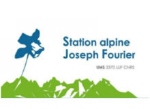 logo station alpine Joseph Fourier