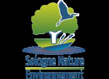 Logo Sologne Nature Environnement