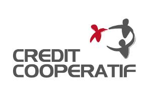 logotype Crédit coopératif