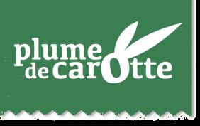 logotype Plume de Carotte