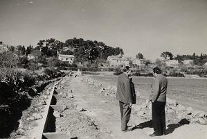 Louis Emberger et la construction du CEFE en 1962