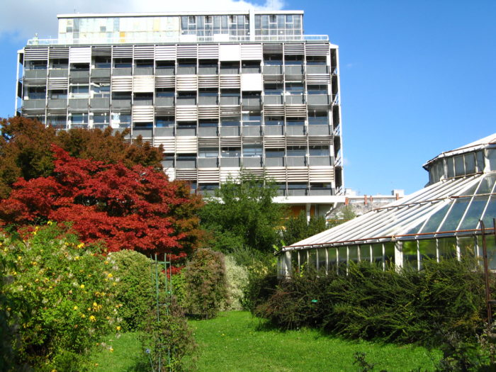 Institut_de_botanique - Strasbourg