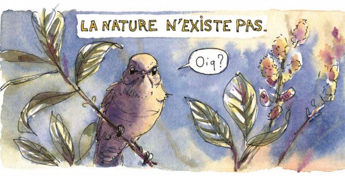 Nature nexiste pas_cover