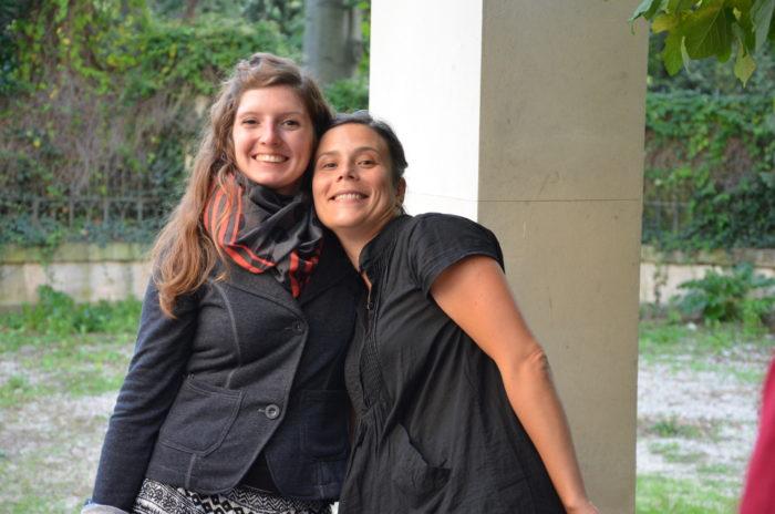 Jennifer  et Cécile