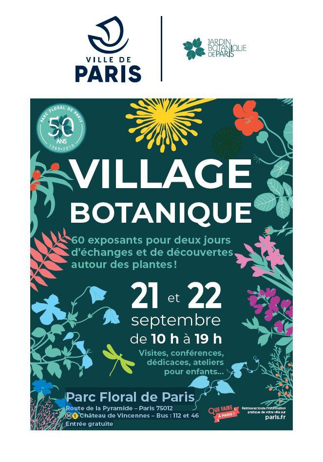 Village botanique 2019
