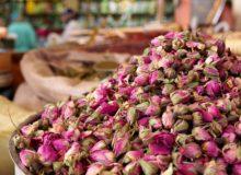 roses séchées herboriste