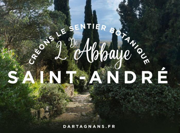 Sentier Abbaye Saint-André