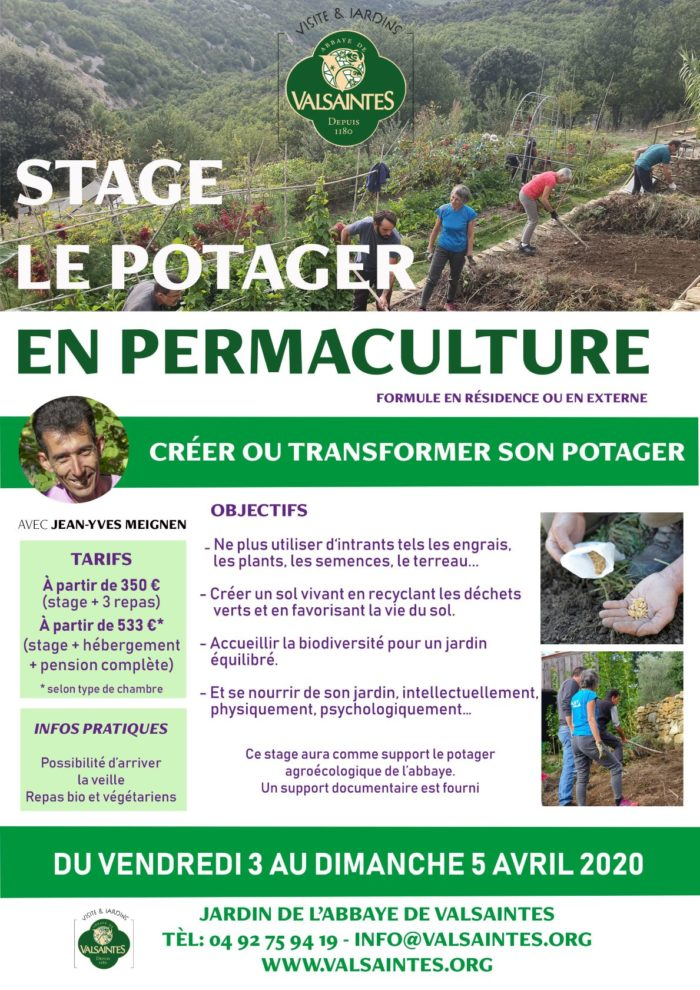 Affiche-stage-potager-permaculture-valsaintes-avril2020light