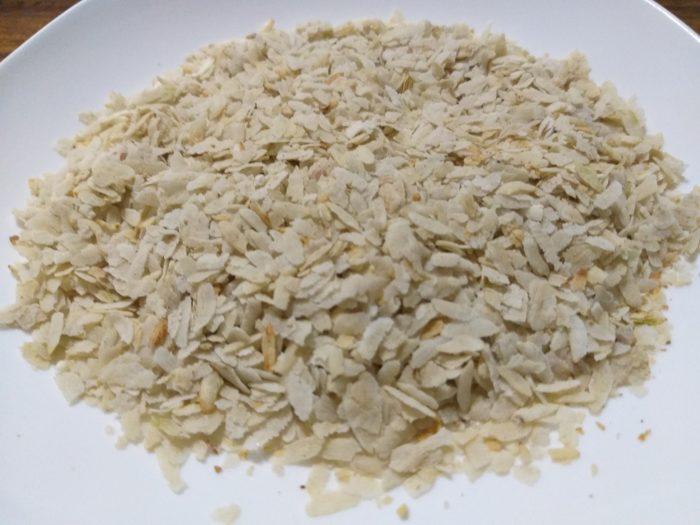 Ambok préparé à partir de riz glutineux