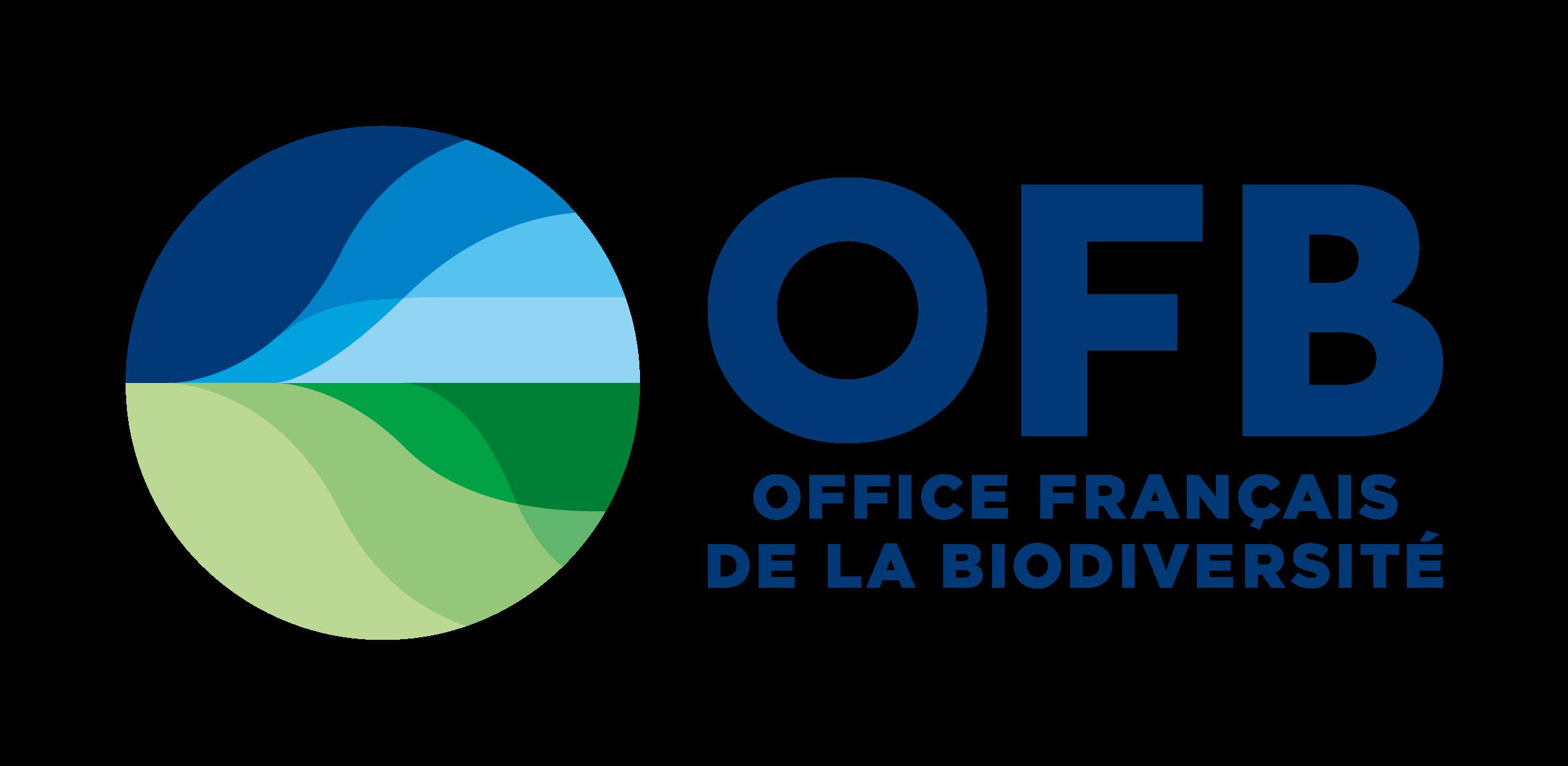 logotype Office français de la biodiversité