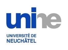 logo université de Neufchâtel