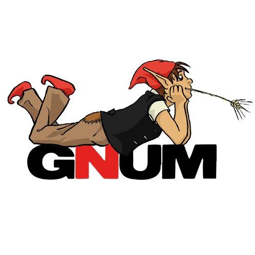 LOGO GNUM