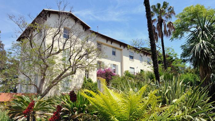 Photographie de la Villa Thuret