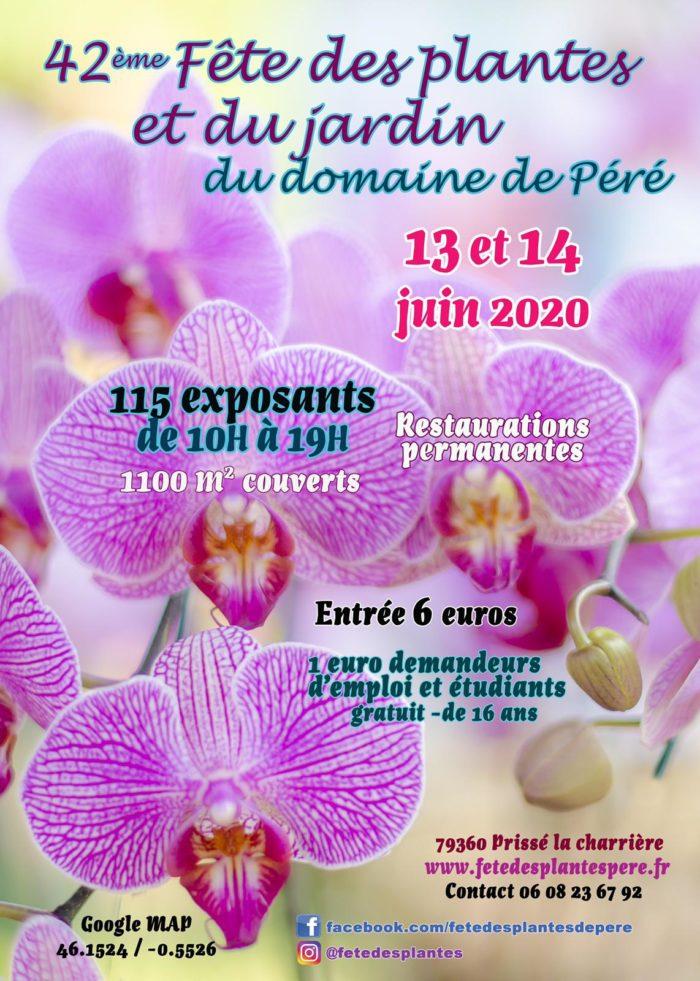 Fête des plantes Péré_juin_2020