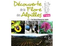 couverture livre decouverte de la flore des alpilles