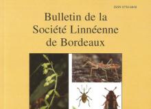 logo Bulletin de la société linnéenne de Bordeaux