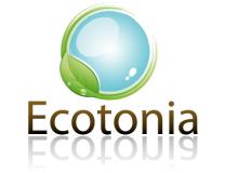 logo bureau d'étude ecotonia