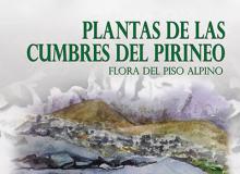 couverture Plantas de las cumbres del Pirineo. Flora del piso alpino