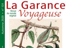 couverture Garance voyageuse 131